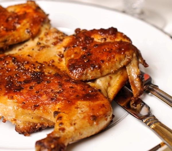 Цыплята табака рецепт приготовления на сковороде