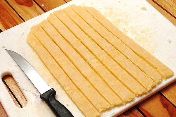 Пирог с яблоками простой рецепт