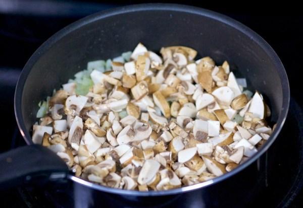 Пирожки с картошкой и грибами в духовке пошаговый рецепт с фото