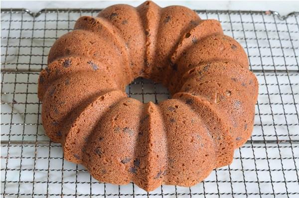 Шоколадный кекс в духовке рецепт с фото