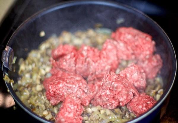 Рецепт картофельной запеканки с мясом с фото