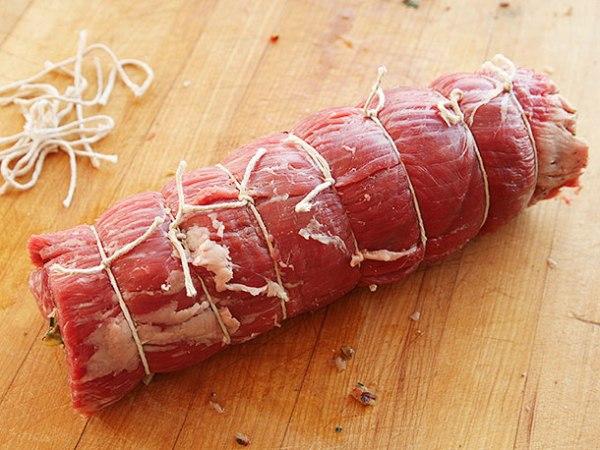 Рецепт рулета из свинины в духовке