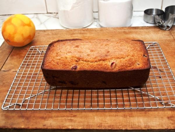 Рецепт апельсинового кекса в духовке