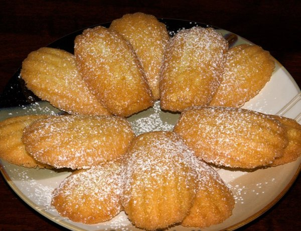 Печенье мадлен рецепт