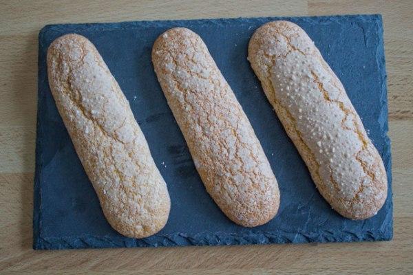 Печенье савоярди для тирамису фото