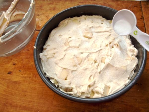 Рецепт вкусной шарлотки с яблоками в духовке