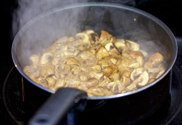 Рецепты с грибами с фото