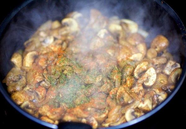Блюда без мяса рецепты