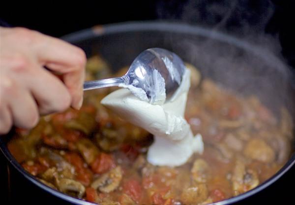 Рецепты из грибов