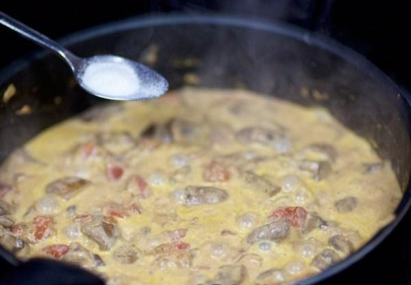 Блюда с грибами шампиньонами