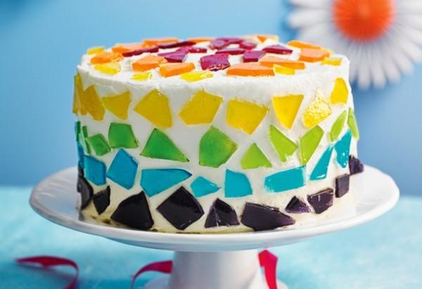 Как украсить торт кремом в домашних условиях