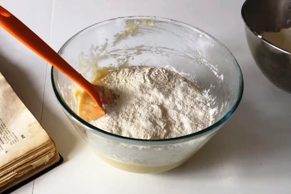 Кулич пасхальный классический рецепт с фото пошагово