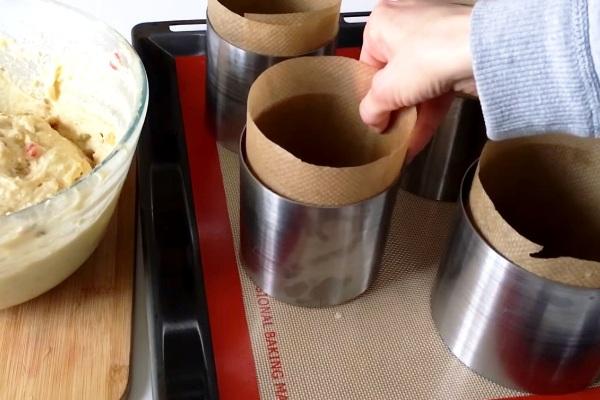 Формы для выпечки куличей