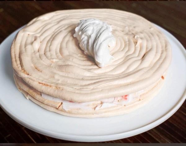Торт Павлова от Джейми Оливера
