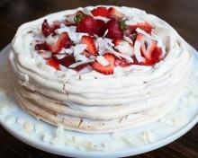Торт анна павлова рецепт пошагово с фото