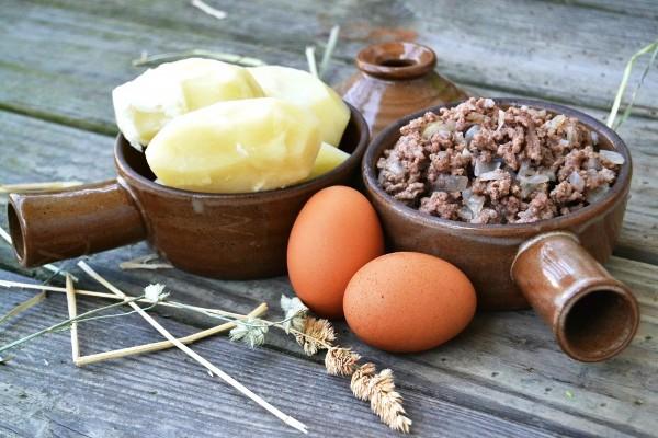 Котлеты из картофельного пюре рецепт на сковороде