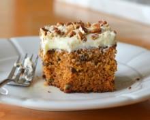 Морковный торт самый простой и вкусный рецепт