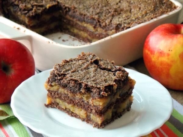 Шоколадный пирог в духовке