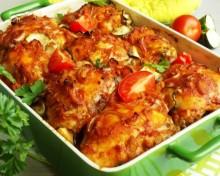 Куриные бедра в духовке рецепты
