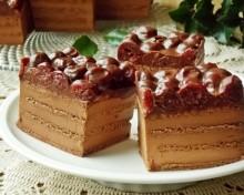 Торт пьяная вишня рецепт с фото пошагово