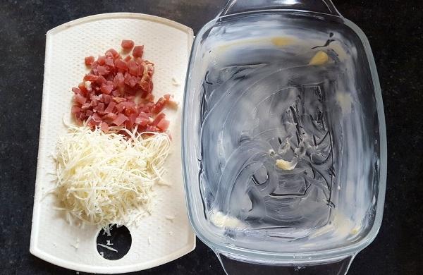 Рецепт запеканки из цветной капусты и брокколи