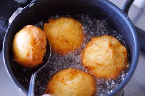 Творожные шарики рецепт с фото пошагово