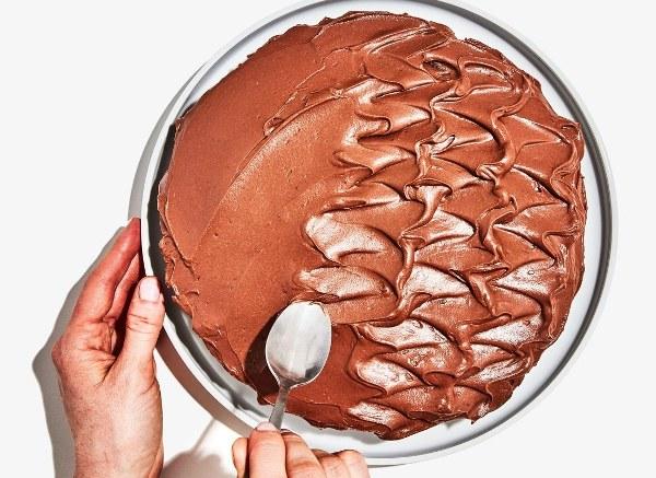 Просто украшаем торты