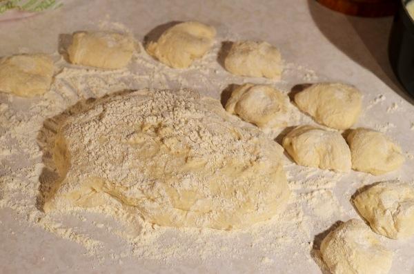 Постные пирожки рецепт