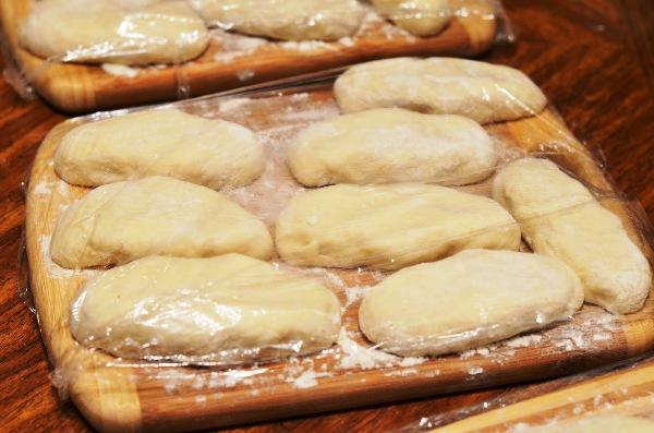 Постные пирожки жареные