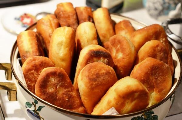 Рецепт вкусных постных пирожков