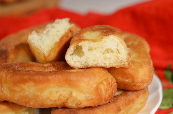 Пирожки жареные постные рецепт
