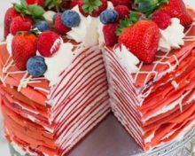 Торт на день влюбленных своими руками фото