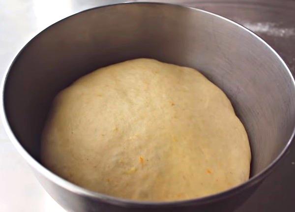 Хрущевское тесто рецепт для пирожков
