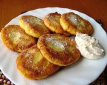 Сырники из творога на сковороде пышные рецепт