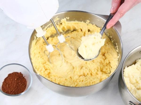 Торт птичье молоко крем с манкой