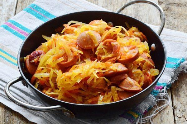 Бигус рецепт из свежей капусты