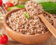 Блюда из гречки рецепты простые и вкусные