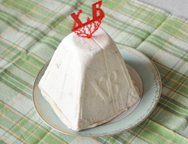 Пасха царская творожная рецепт с фото