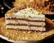 Торт мишка на севере классический пошаговый рецепт