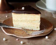 Рецепт торта птичье молоко в домашних условиях