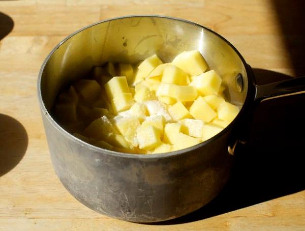 Вареники с картошкой и луком рецепт