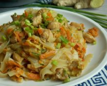 Рецепт курицы с кабачками