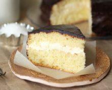 Классический рецепт торта чародейка