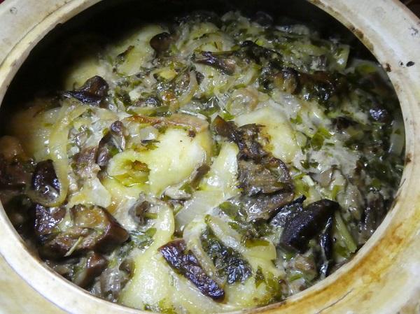 Постные вареники с квашеной капустой рецепт
