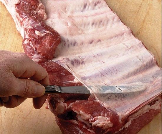 готовим свиные ребра