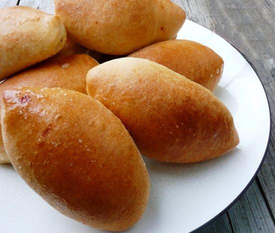 пирожки с картошкой в духовке рецепт