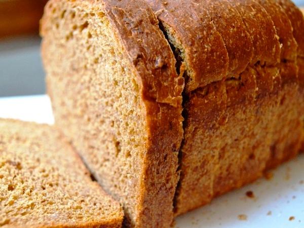 Бородинский хлеб с овсяными хлопьями