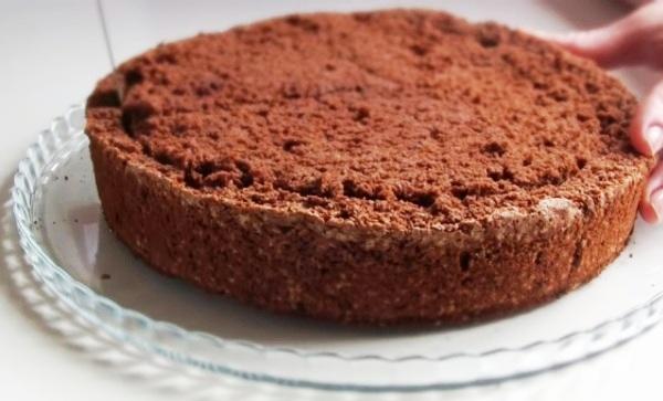 Торт пьяная вишня пошаговый фото