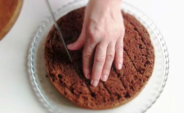 Торт пьяная вишня рецепт пошагово
