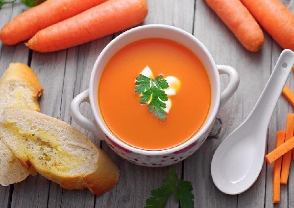 Блюда из моркови рецепты быстро и вкусно